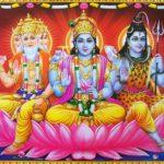 Um Caso Sobre Brahma, Vishnu e Shiva